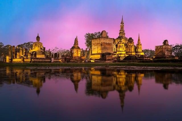 Thailand-Phuket-Urlaub-Tempel