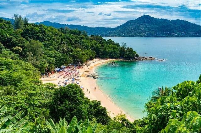 Thailand-Phuket-Urlaub-Meer