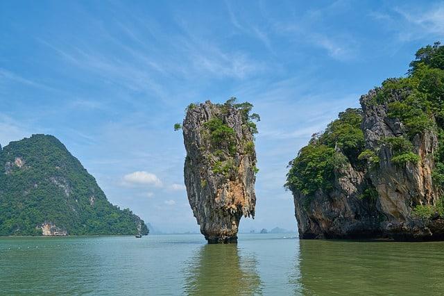 Thailand-Phuket-Urlaub-Bucht