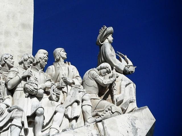 Portugal-Algarve-Urlaub-Reise-Denkmal