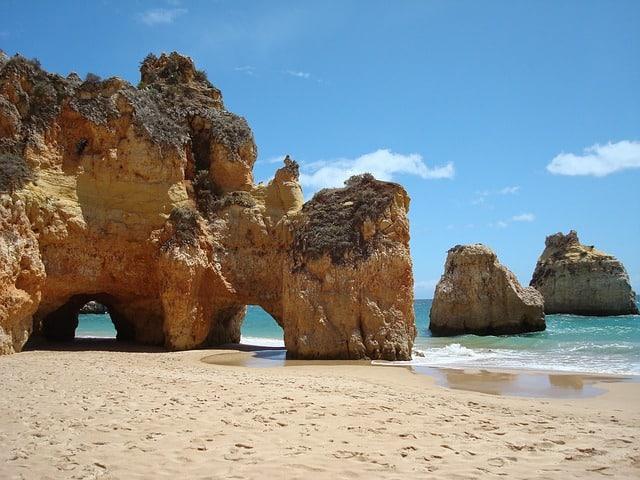 Portugal-Algarve-Urlaub-Reise-Natur