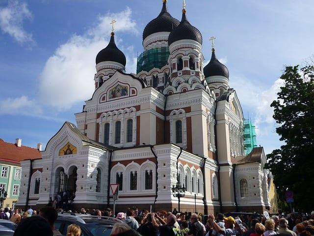 Portugal-Tallin-Reise-Urlaub-Kirche