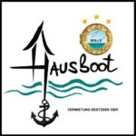 Hausboot-Logo