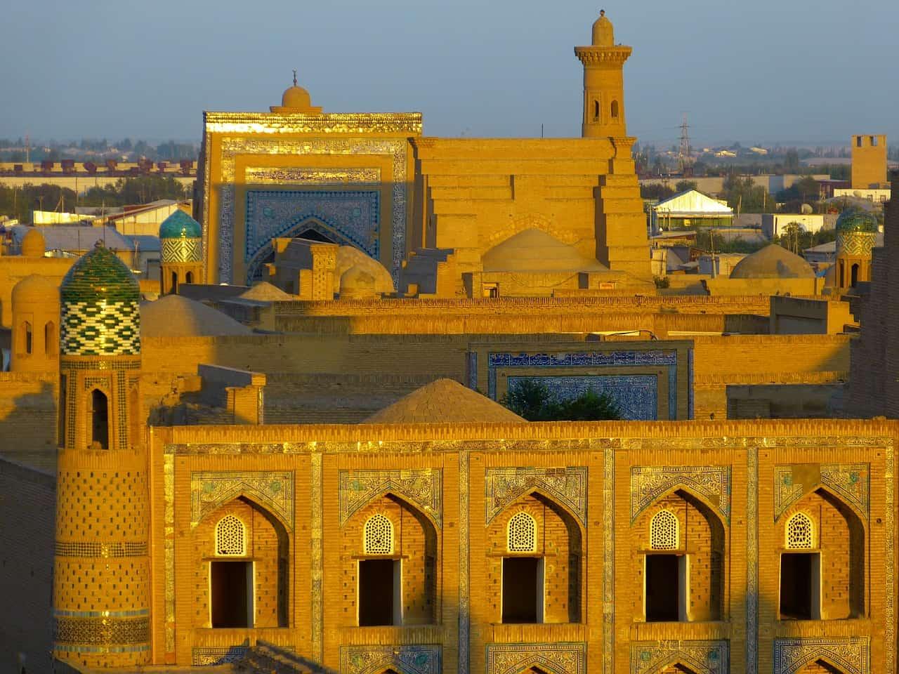 Reiseratgeber24-Usbekistan-Chiwa